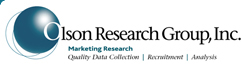 Olson Research Group, Inc. Logo